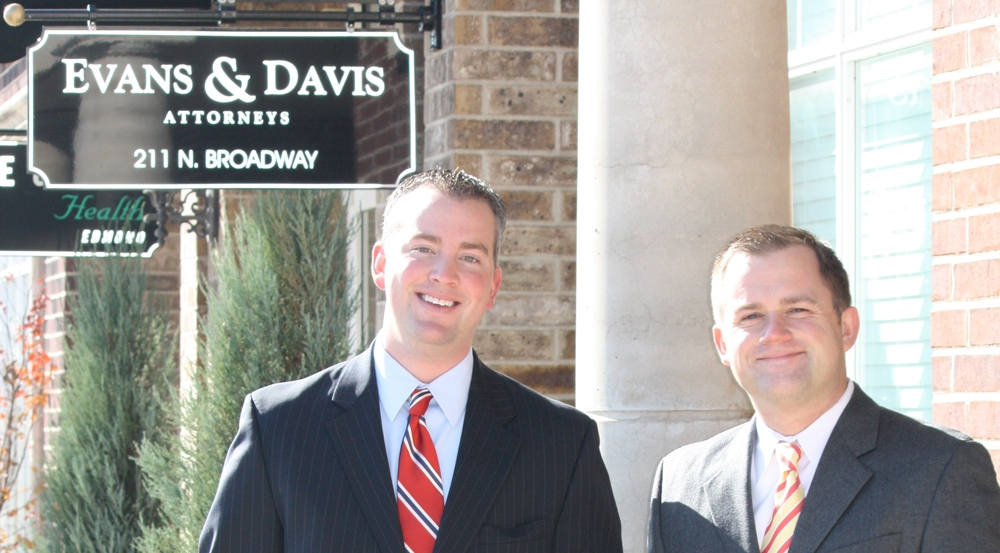 Founders Bryan Evans and Dustin Davis